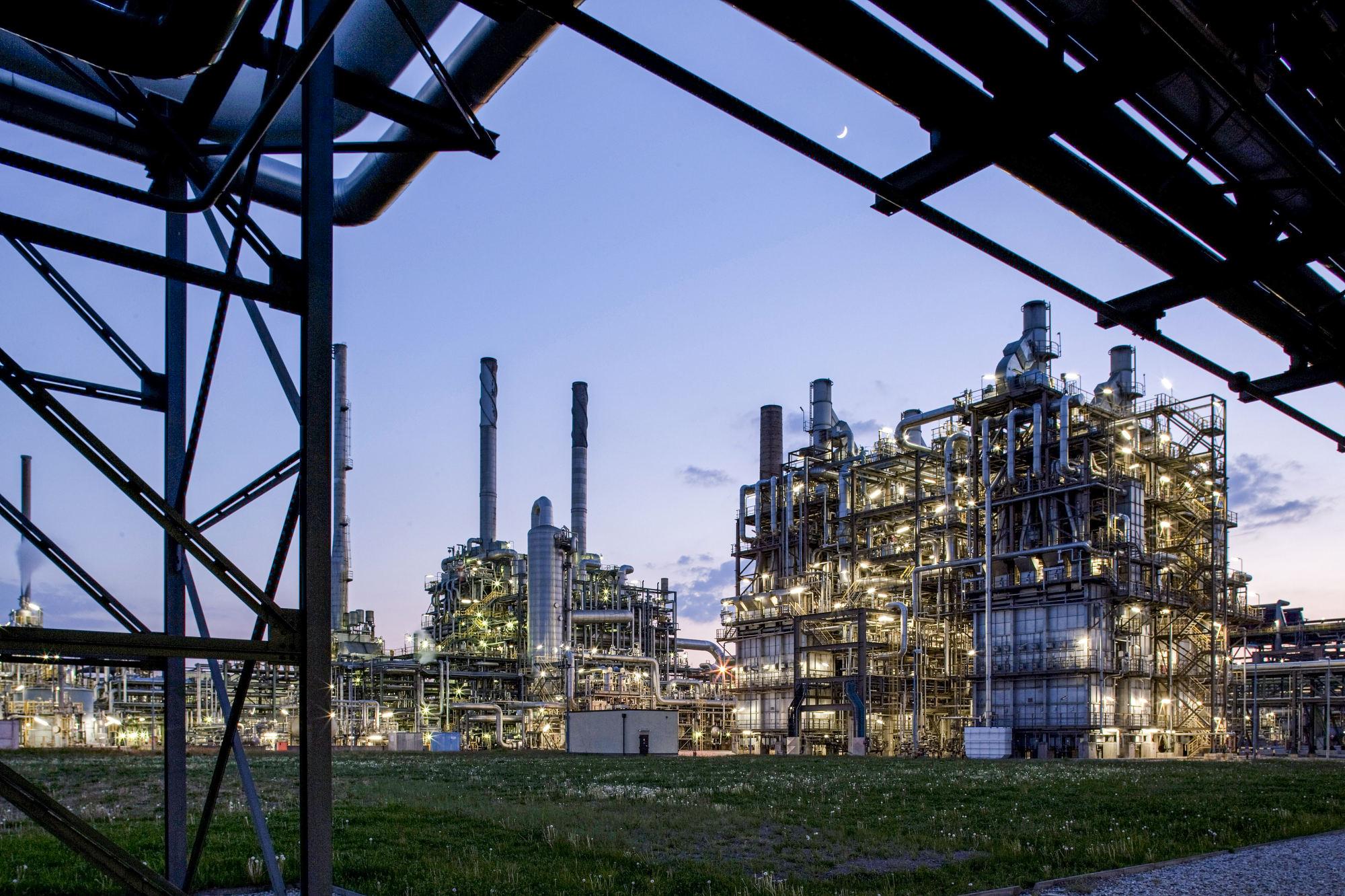 DOW Olefinverbund GmbH - Werk Böhlen / Corporate Fotografie / Foto Tom Schulze
