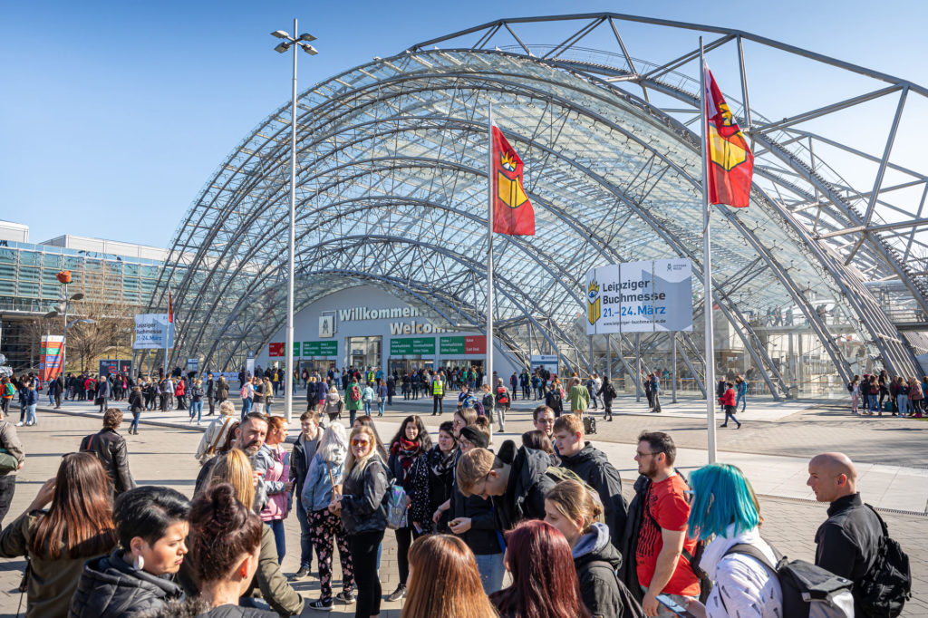 Leipziger Buchmesse / Messefotografie / Kongress / Foto Tom Schulze Leipzig