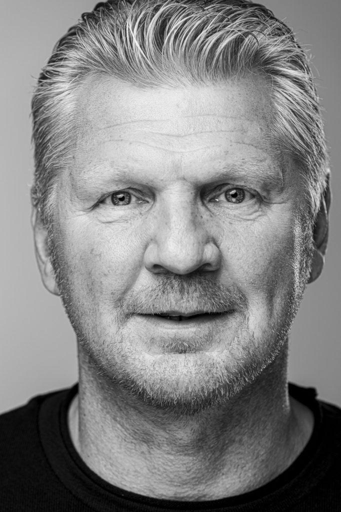 Ex-Fußballer Stefan Effenberg / Foto Tom Schulze / Portrait