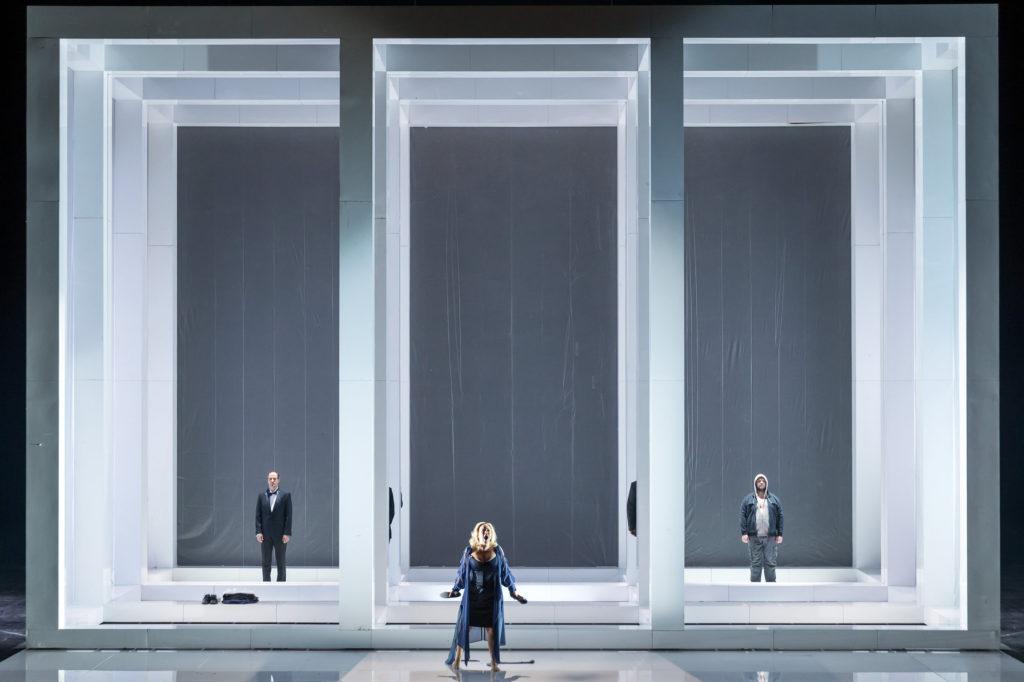 Tannhäuser - Oper Leipzig / Theaterfotografie / Foto Tom Schulze