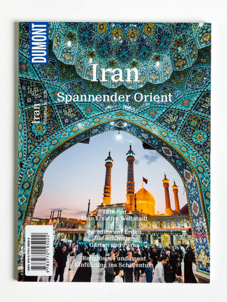 Iran / DuMont Bildband / Tom Schulze Fotograf Leipzig